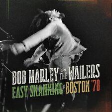 BOB & THE WAILERS MARLEY-EASY SKANKING IN BOSTON '78 - LIMITED CD + BLU-RAY NEU