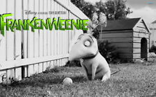 "15 Frankenweenie - Tim Burton 2012 Film Movie Animation 22""x14"" Poster"