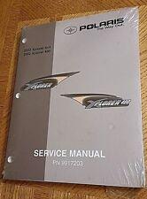 OEM 2002 Polaris Xplorer 400 4x4 Service Manual 9917203