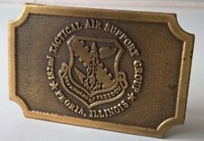 Boucle de ceinture des forces spéciales US 182nd TACTICAL AIR SUPPORT GROUP