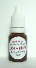 10ml - SCN - LIPS & NAILS - From The Special Care Nursery Air dry Paints Range