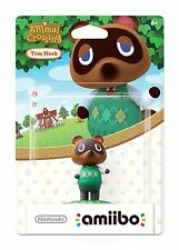 Tom Nook amiibo Animal Crossing Wii U Nintendo