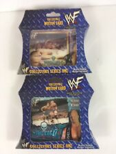 "Lot Of 2 1999 Kodak WWF Motion Card ""The Rock"" & Stone Cold Steve Austin"" New*"