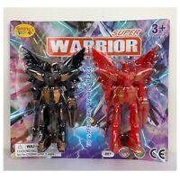 Gundam Super Warrior To Safeguard World Peace Bootleg Gundam Figures 2 pcs MOC