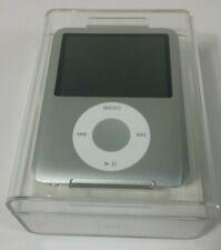 APPLE IPOD NANO 4 GB Silver A1236 3rd Generation MA978LL/A (NEW IN BOX)