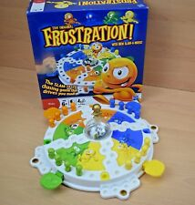 Frustration Board Game With Slam O Matic Hasbro VGC 100% Complete