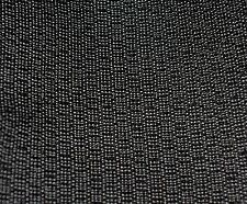 Peso ligero tejido de Altavoz Negro/Paño/parrillas/gabinetes - 850mm X 1000mm