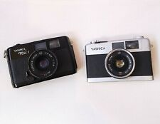 Yashica 35-ME & Yashica ME1. For parts. As is