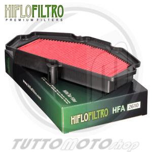 FILTRO ARIA HIFLO HFA2610 KAWASAKI KLE650 Versys LT KLE 650 2015 2016 2017 2018