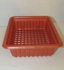 Step 2 play kitchen replacement piece copper colored bin basket