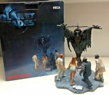 PLANET OF THE APES : PLANET OF THE APES DIORAMA MADE BY NECA IN 2001 (BY)