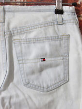 VTG Tommy Hilfiger Light Wash Mom Jeans Boyfriend sz 2 Relaxed fit Ankle Cropped