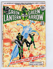 Green Lantern #86 DC 1971 Classic Neal Adams Cover