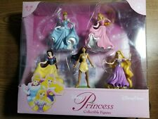 Disney Princess Collectible Figures (Disney Parks) New In Box