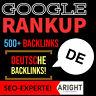 SEO-Backlinks Kaufen (SEO-AGENTUR) - 500+ PR5+ Deutscher-Content 500+