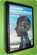 GRANDI OPERE NORD N. 1 ALBA DEL DOMANI - ASIMOV - ED. NORD 1976