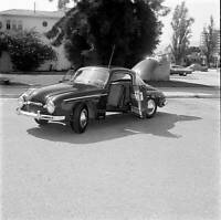 1956 Rometsch Sportswagen - VW OLD CAR ROAD TEST PHOTO 1