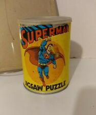 1973 APC Superman Puzzle Can Complete!!