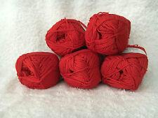 Cotton quick uni gründl wolle garn 50g/125m 100 % Baumwolle