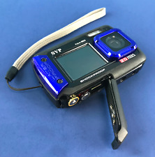 SVP 20 Megapixel Digital Waterproof Camera Series Aqua8800-Blue #U3555