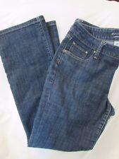 """Ladies """"Banana Republic"""" Size 12 (W32 X L30.5) Blue, Urban Boot Cut, Denim Jeans"""