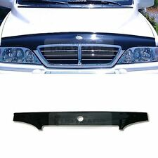 San Front Hood Guard Bug Shield Molding for SSANGYONG 2004 - 2006 Musso Sports