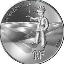 Silver zilver silber frankreich France petit prince 2015 10 euro pp france proof