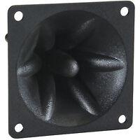 "GRS PZ1005 3-1/4"" Piezo Horn Tweeter KSN1005A Replacement Speaker"