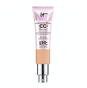IT Cosmetics Your Skin But Better SPF 50+ 1.08oz. CC Illumination Cream