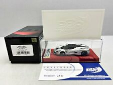1:43.. BBR bbrc 137iw Ferrari LaFerrari Matt Italian White//carbon roof//4 e 621