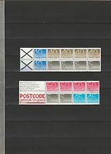 Nederland Stockkaart Inhoud uit Postzegelboekjes 21 en 25 Gebruikt