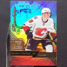 MATTHEW TKACHUK  RC  2016/17 Fleer Showcase #35  Row 0  Calgary Flames  Rookie