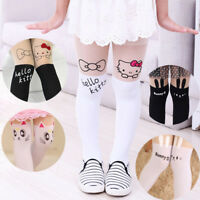 Kid Baby Girl Toddler Cotton Tights Hosiery Pantyhose Socks Stockings Trousers
