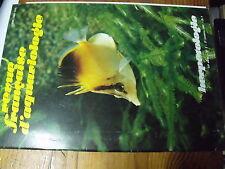 µ? Revue Française d'Aquariologie n°3 1987 Blennius Basiliscus Ancistrus ...