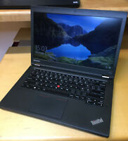 "Lenovo ThinkPad T440p Core i5-4600M 3,5GHz 8GB 128SSD 14""FHD 1920x1080 BACKLIT"
