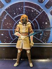 Star Wars The Clone Wars Plo Koon Cold Weather Gear  Loose  Figure