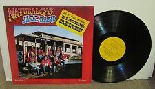 NATURAL GAS JAZZ BAND Vol 5, private press vinyl LP, 1982,EX/VG+, George Probert