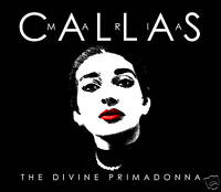 CD Maria Callas The Divine Primadonna 2CDs Digitale Remastered