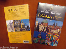 vendo GUIDA PRAGA cecoslovacchia nuova NATIONAL GEOGRAPHIC viaggi a viaggio