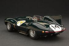 Exoto XS 1954 Jaguar D-Type Le Mans / Over 2600 Parts / Scale 1:18 / #RLG88001C