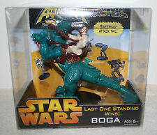 STAR WARS AttackTix BOGA Battle Masters Game Figure w/sweeping Attack Tail NIB