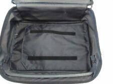 Vintage 1980s DELSEY Travel Luggage Soft Case Garment Bag Suitcase Cabin Baggage