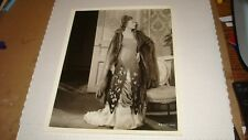 Vintage Irene Dunne Photo 1930's Ms. Dunne's Personal Collection Rare