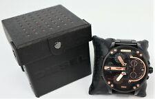 Diesel DZ7312 Herren Armbanduhr Chronograph Quarz Uhr Edelstahl rund Schwarz