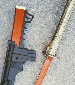"NEW! 41"" Gun Anime Katana"