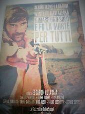 RIMASE UNO SOLO E FU LA MORTE - SERGIO LEONE I GRANDI WESTERN ALL'ITALIANA - DVD