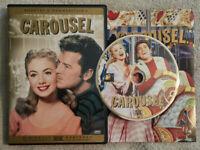 Carousel 1956 (DVD OOP R1 1999 Cinemascope) Gordon Macrae, Shirley Jones
