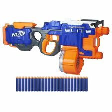 Nerf N-Strike Elite Hyperfire Dart Blaster With 25 Darts