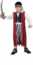 DELUXE PIRATE KING BOYS HALLOWEEN COSTUME CHILD SIZE LARGE 12-14