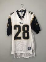 Marshall Faulk St. Louis Rams NFL Equipment Replica Jersey Size Men's M